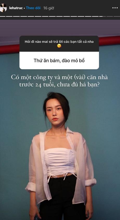 Cư dân mạng bỗng dưng đồn thổi bạn gái cơ trưởng trẻ nhất Việt Nam ăn bám, đào mỏ người yêu nhưng chính chủ đã lên tiếng khẳng định như thế này - Ảnh 2.
