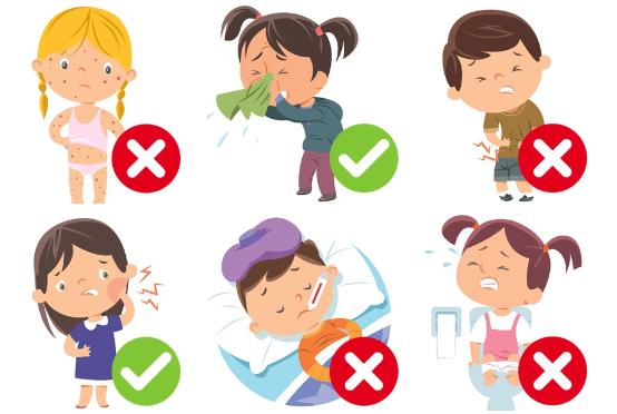 Chuyên gia tiết lộ trẻ bị ốm như nào mới nên ở nhà, cha mẹ đang nuôi con nhỏ cần chú ý ngay - Ảnh 1.