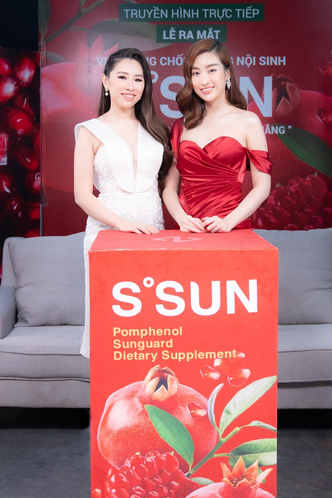 CEO Hoàng Tuyết Mai rạng rỡ trong buổi ra mắt sản phẩm chăm sóc sắc đẹp mới - Ảnh 2.