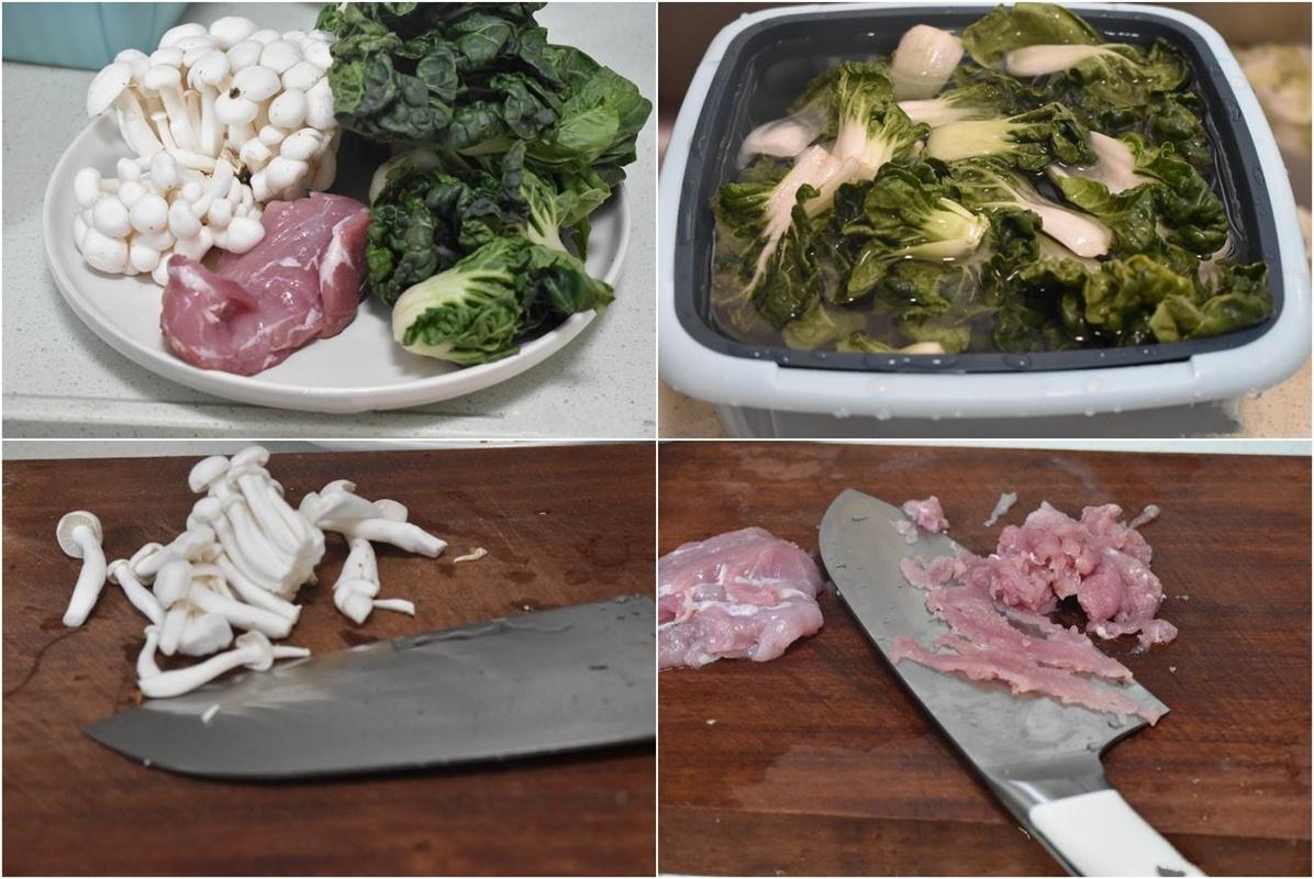 Cơm tối ngon miệng lại có đủ cả thịt lẫn rau mà nấu nhanh ăn ngon thế này thì phải tham khảo ngay thôi các mẹ ơi! - Ảnh 2.
