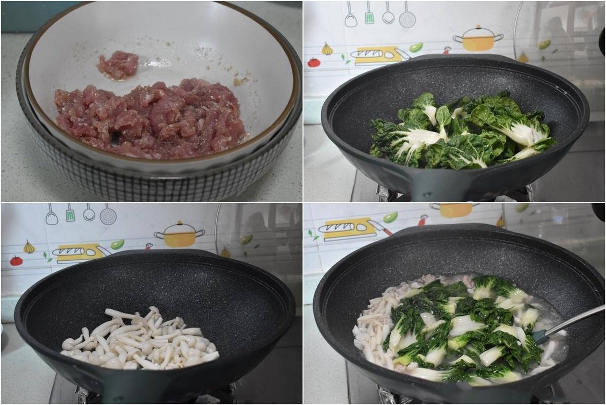 Cơm tối ngon miệng lại có đủ cả thịt lẫn rau mà nấu nhanh ăn ngon thế này thì phải tham khảo ngay thôi các mẹ ơi! - Ảnh 3.