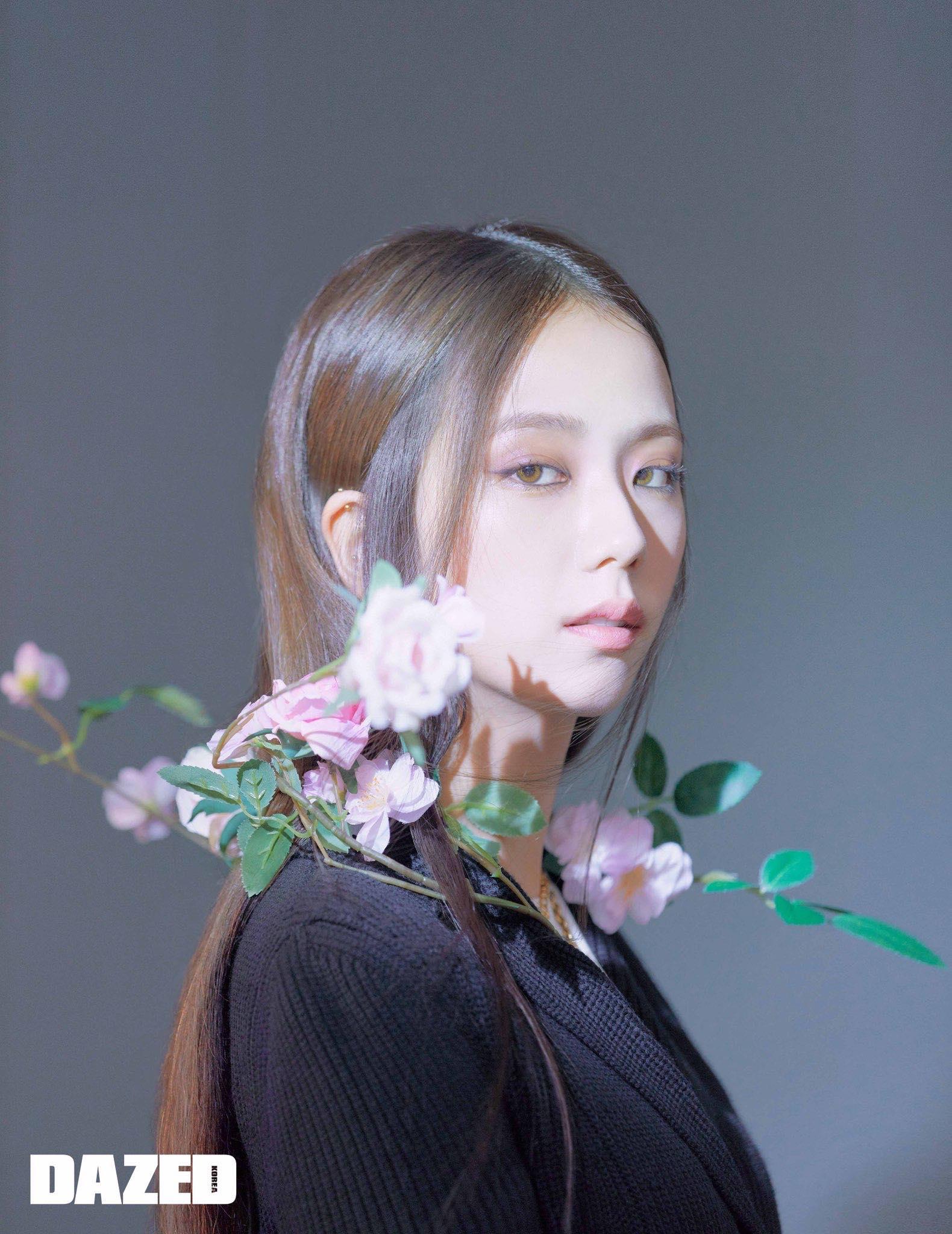 """Nếu không phải Jisoo thì đố ai """"cân"""" được kiểu makeup buồn ngủ thế này: Đẳng cấp của """"idol đẹp như Hoa hậu"""" đâu phải nói suông! - Ảnh 3."""