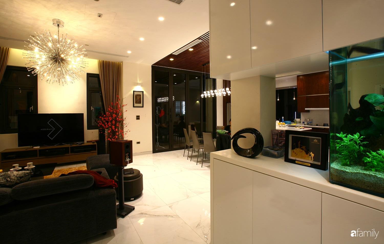 Cải tạo căn nhà 280m² thành không gian hiện đại, hướng ngoại ở Hà Nội  - Ảnh 8.