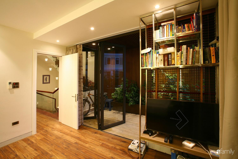Cải tạo căn nhà 280m² thành không gian hiện đại, hướng ngoại ở Hà Nội  - Ảnh 9.