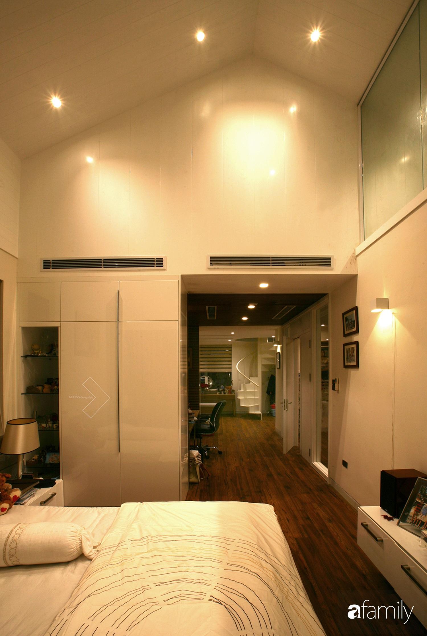 Cải tạo căn nhà 280m² thành không gian hiện đại, hướng ngoại ở Hà Nội  - Ảnh 13.