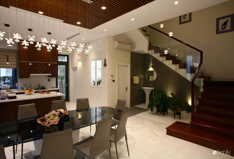 Cải tạo căn nhà 280m² thành không gian hiện đại, hướng ngoại ở Hà Nội  - Ảnh 7.