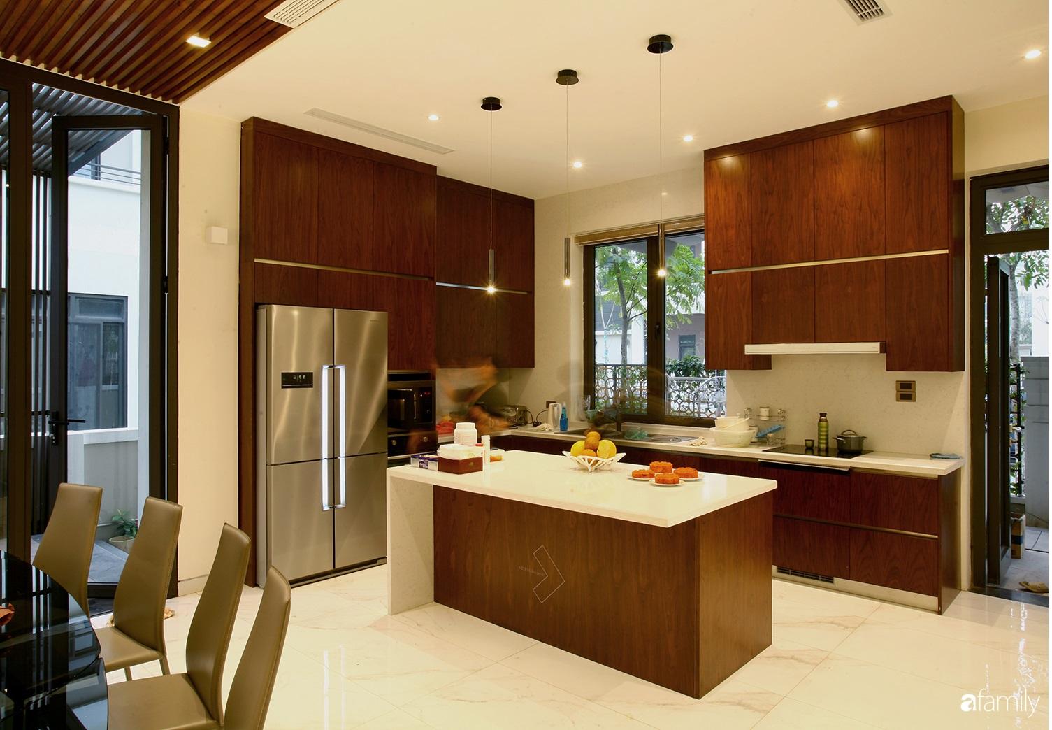 Cải tạo căn nhà 280m² thành không gian hiện đại, hướng ngoại ở Hà Nội  - Ảnh 5.