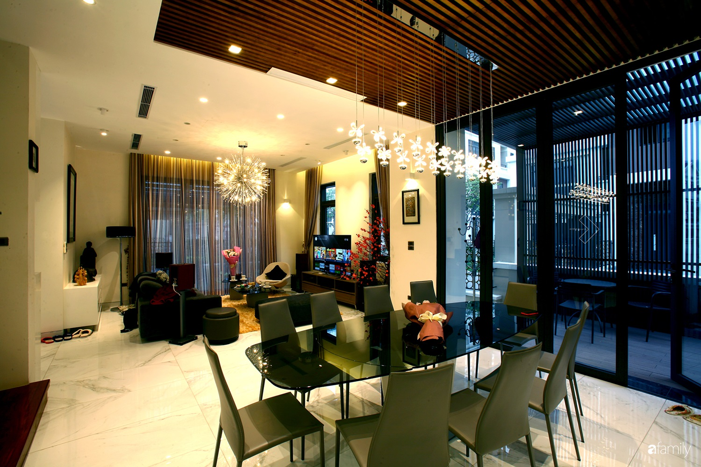 Cải tạo căn nhà 280m² thành không gian hiện đại, hướng ngoại ở Hà Nội  - Ảnh 4.