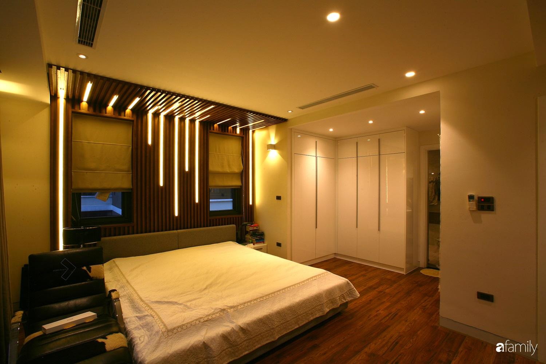 Cải tạo căn nhà 280m² thành không gian hiện đại, hướng ngoại ở Hà Nội  - Ảnh 12.