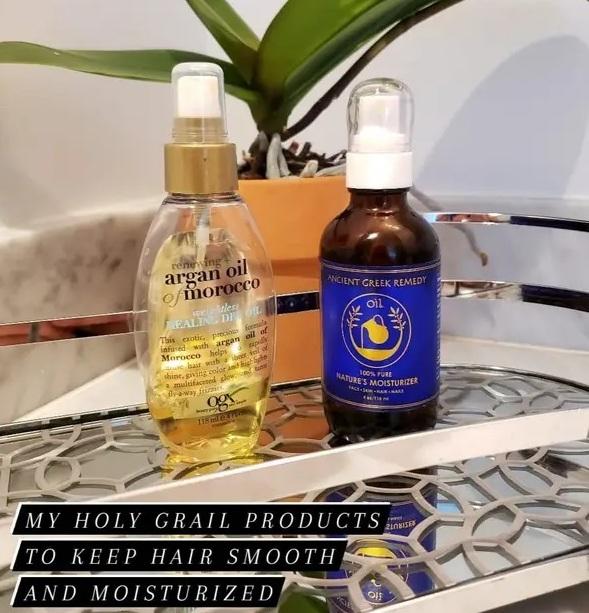 Nàng BTV biến tóc từ xơ rối do uốn nhuộm quá nhiều thành suôn mượt bồng bềnh chỉ nhờ 7 tips đơn giản - Ảnh 3.