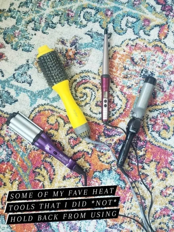 Nàng BTV biến tóc từ xơ rối do uốn nhuộm quá nhiều thành suôn mượt bồng bềnh chỉ nhờ 7 tips đơn giản - Ảnh 8.