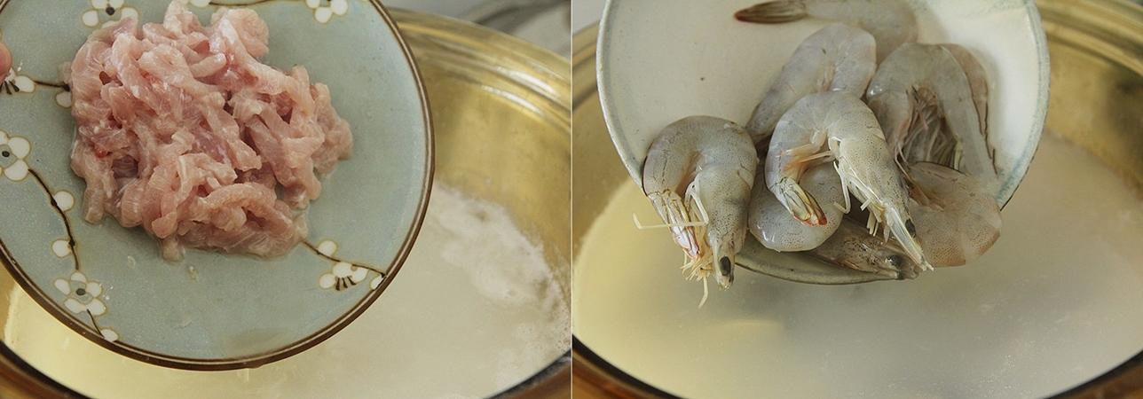 Trời lạnh ngại ra ngoài, bữa sáng cứ nấu món cháo này thì đảm bảo đủ chất mà ấm bụng vô cùng - Ảnh 4.
