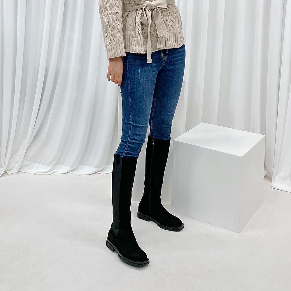 Công thức giảm béo vạn năng đến từ cặp đôi boots + quần:  - Ảnh 7.