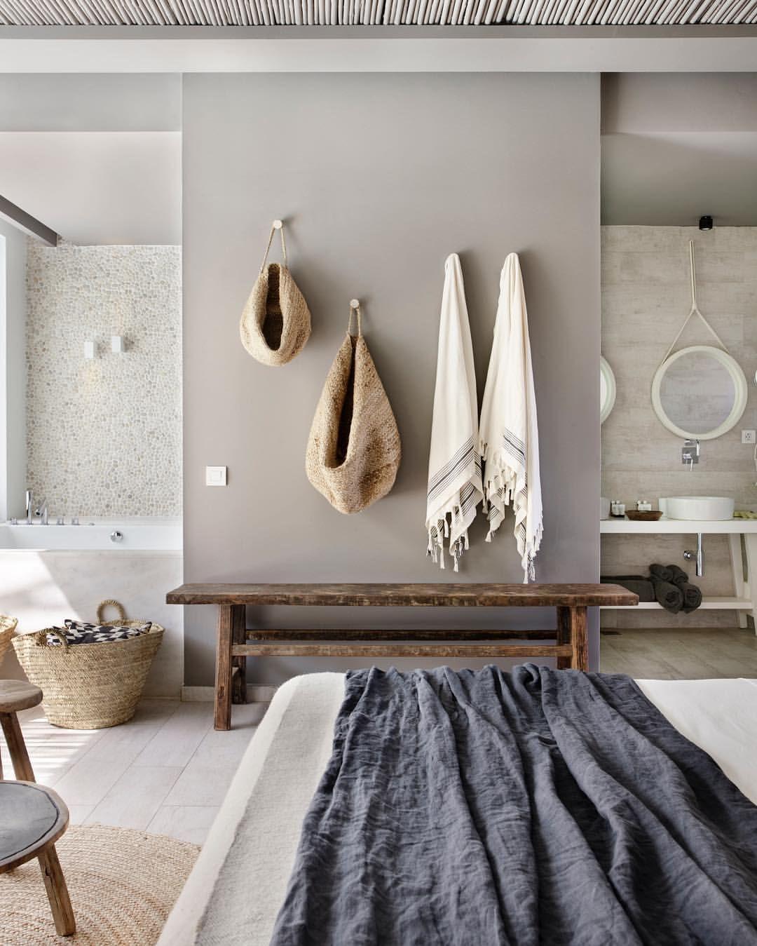 19 mẫu phòng ngủ hài hòa và thư thái theo phong cách Zen - Ảnh 10.
