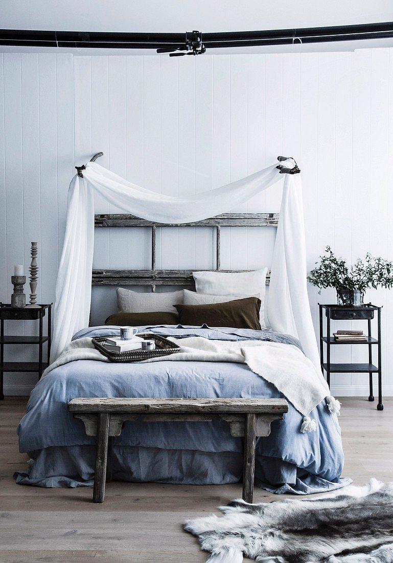 19 mẫu phòng ngủ hài hòa và thư thái theo phong cách Zen - Ảnh 11.