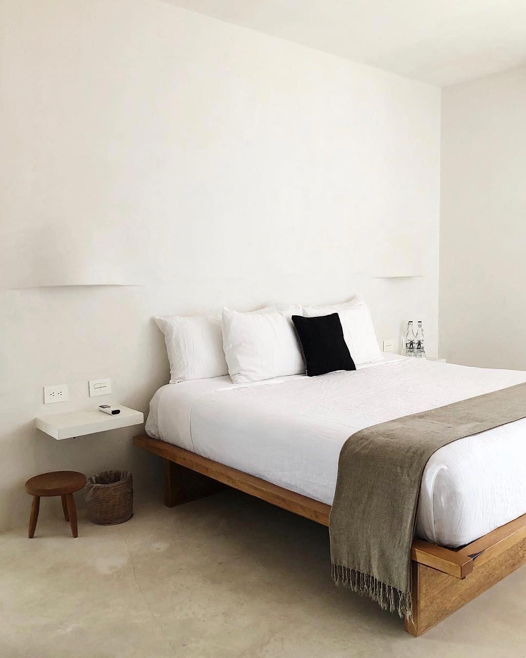 19 mẫu phòng ngủ hài hòa và thư thái theo phong cách Zen - Ảnh 13.