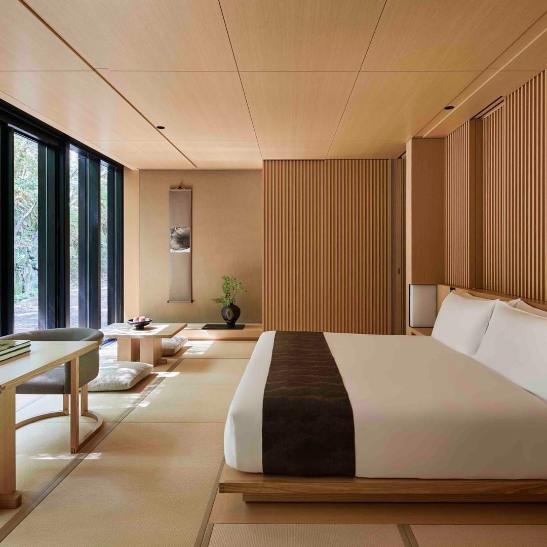 19 mẫu phòng ngủ hài hòa và thư thái theo phong cách Zen - Ảnh 14.