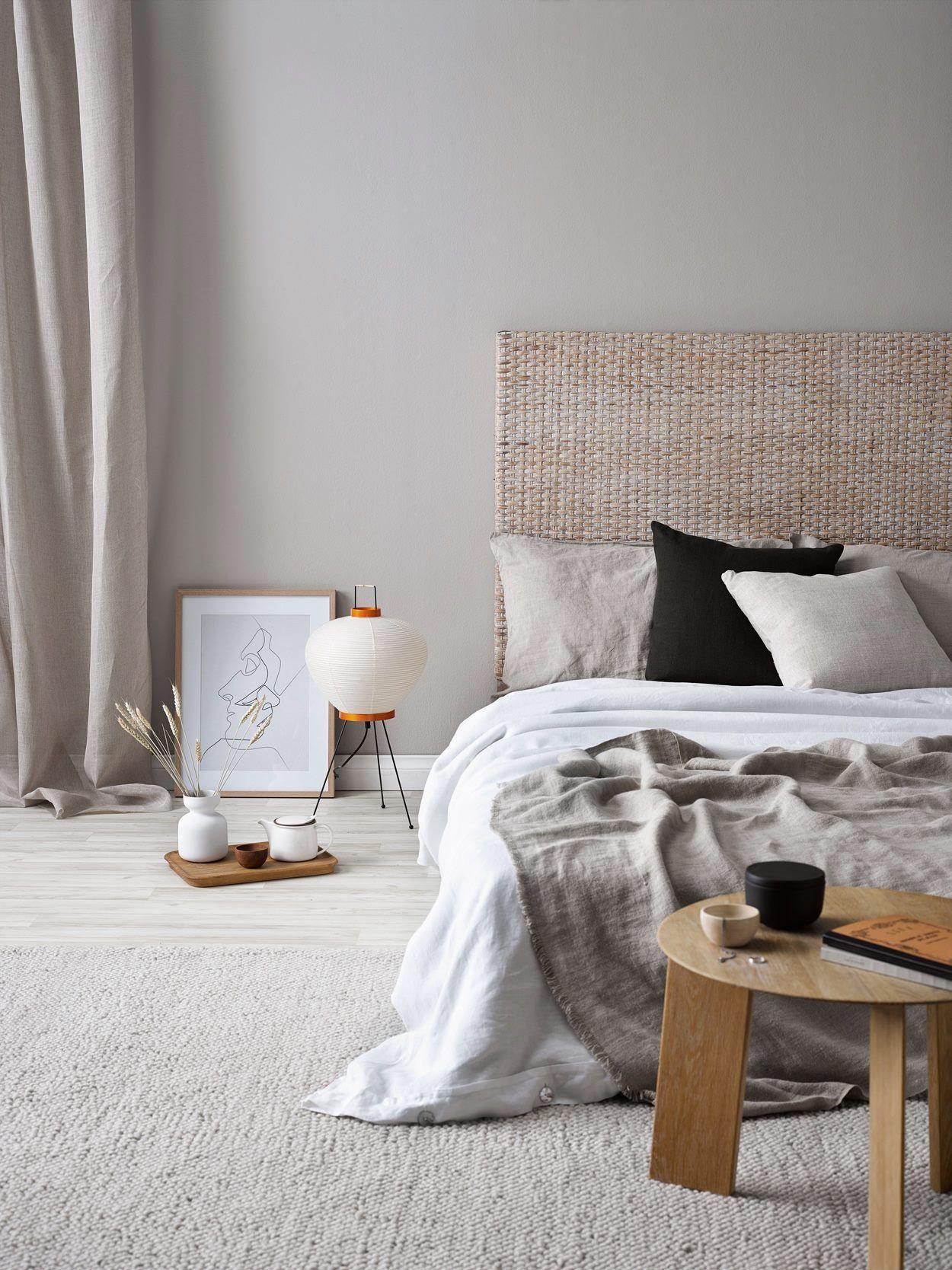 19 mẫu phòng ngủ hài hòa và thư thái theo phong cách Zen - Ảnh 15.