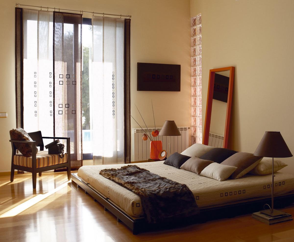 19 mẫu phòng ngủ hài hòa và thư thái theo phong cách Zen - Ảnh 19.