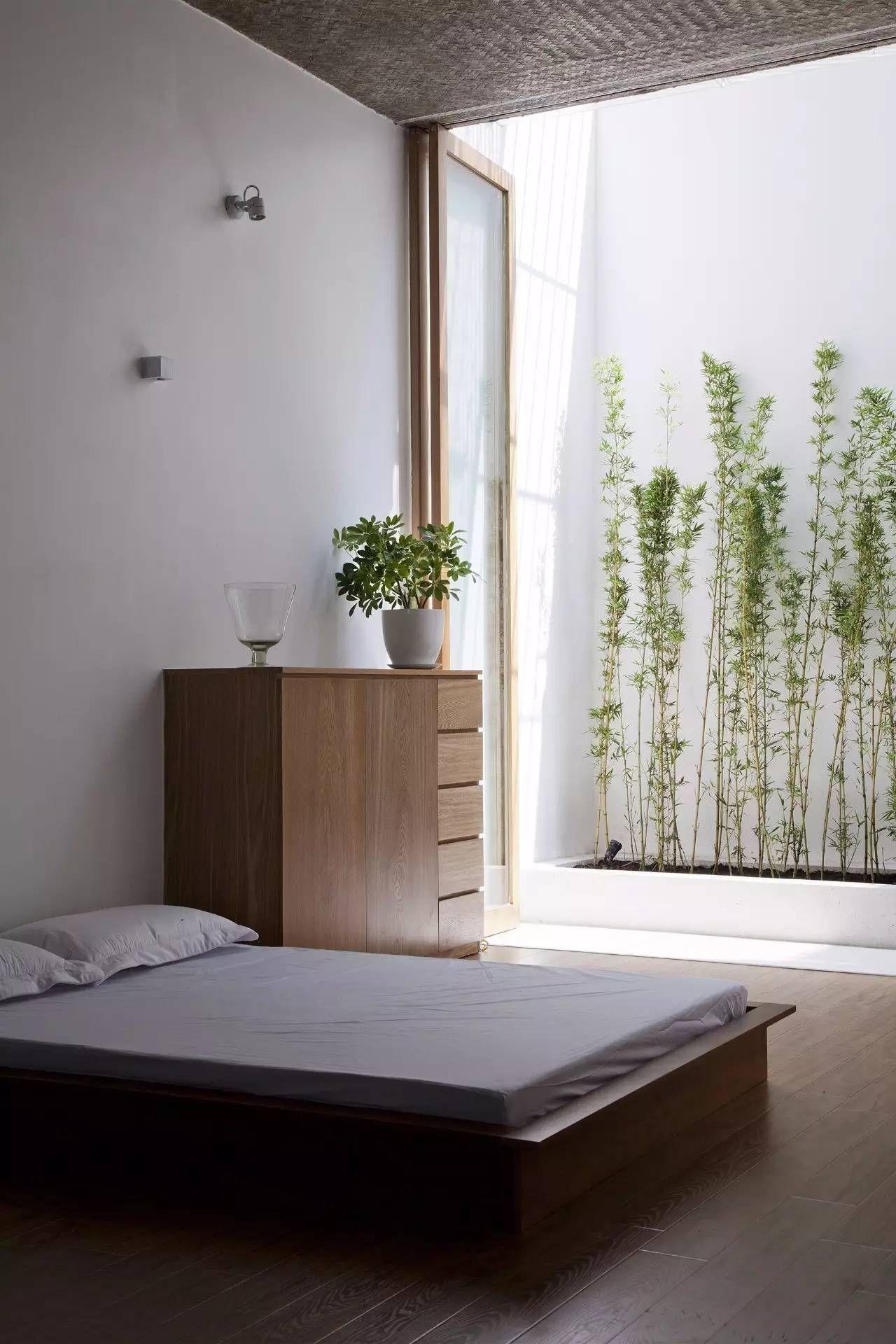19 mẫu phòng ngủ hài hòa và thư thái theo phong cách Zen - Ảnh 4.