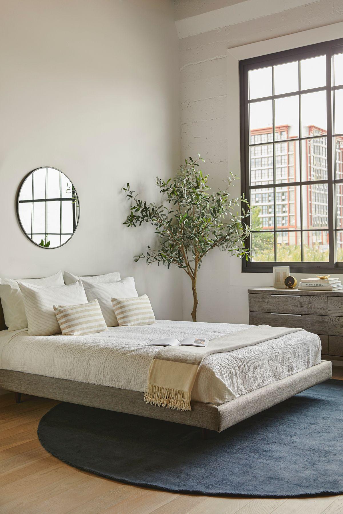 19 mẫu phòng ngủ hài hòa và thư thái theo phong cách Zen - Ảnh 5.
