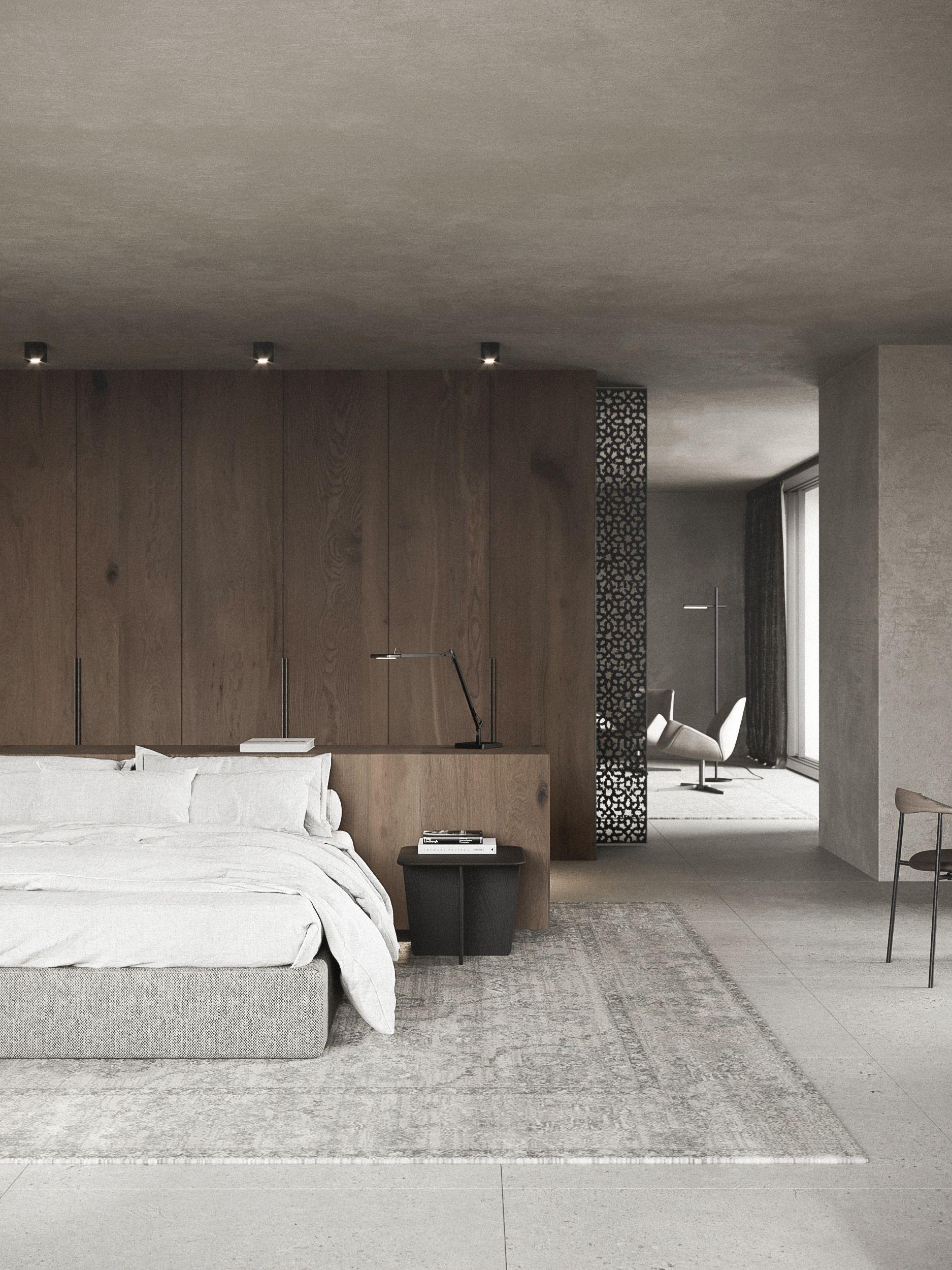 19 mẫu phòng ngủ hài hòa và thư thái theo phong cách Zen - Ảnh 6.
