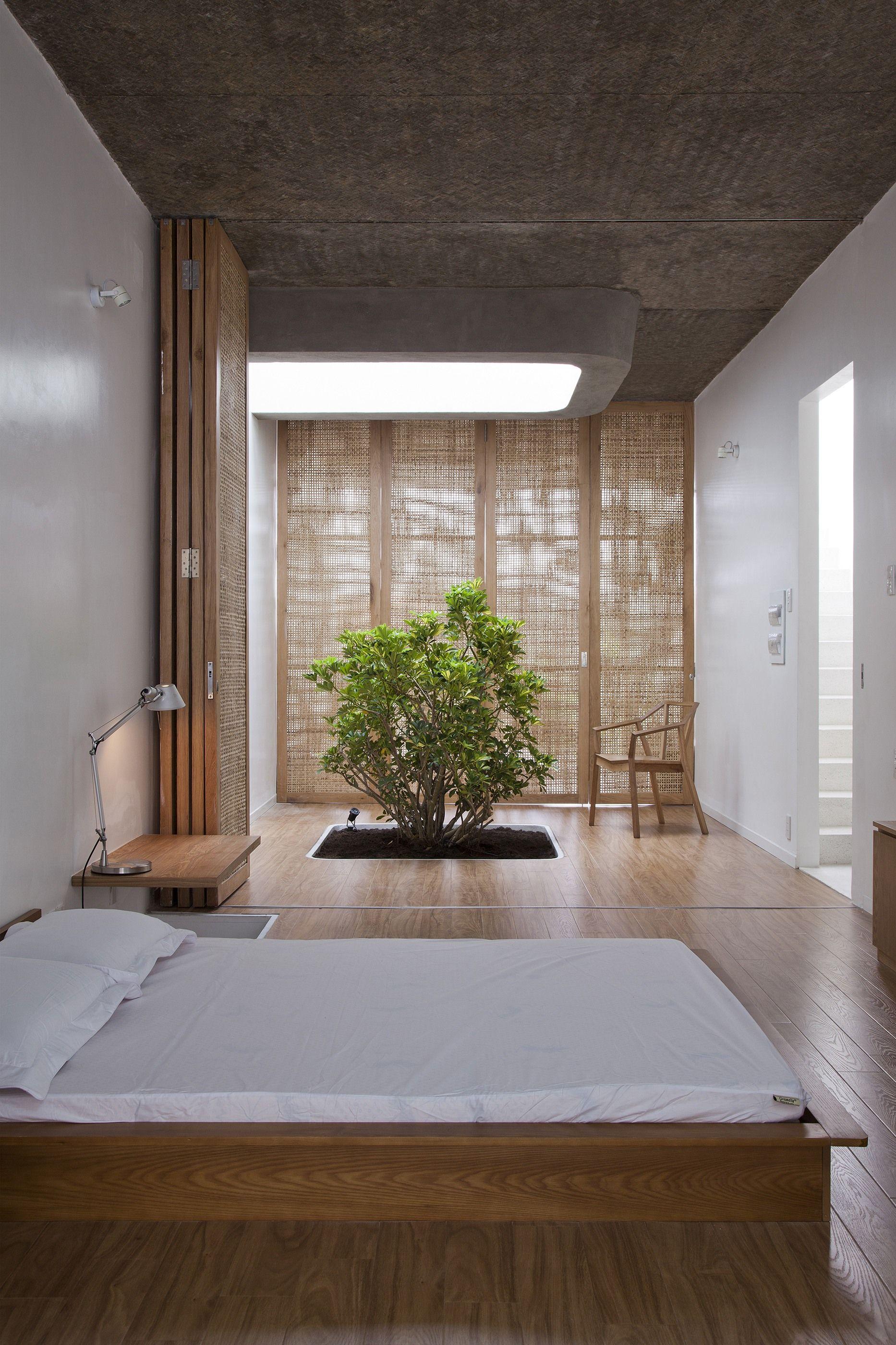 19 mẫu phòng ngủ hài hòa và thư thái theo phong cách Zen - Ảnh 7.