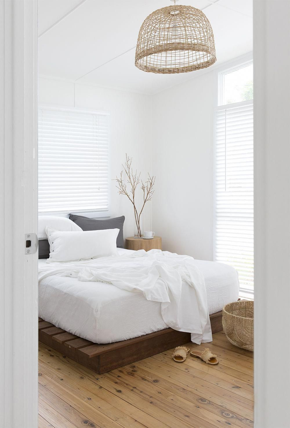 19 mẫu phòng ngủ hài hòa và thư thái theo phong cách Zen - Ảnh 9.