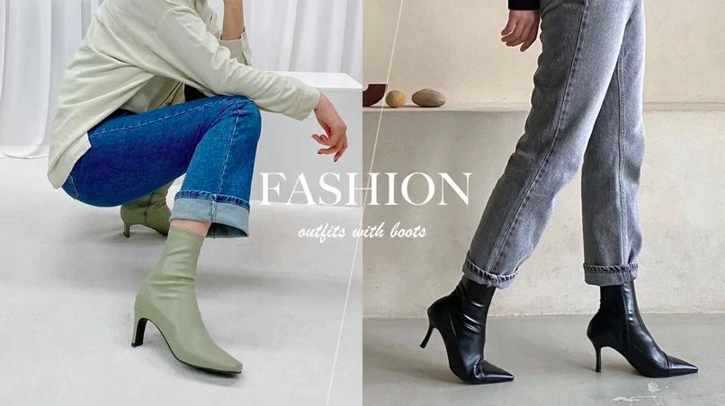 Công thức giảm béo vạn năng đến từ cặp đôi boots + quần - Ảnh 1.