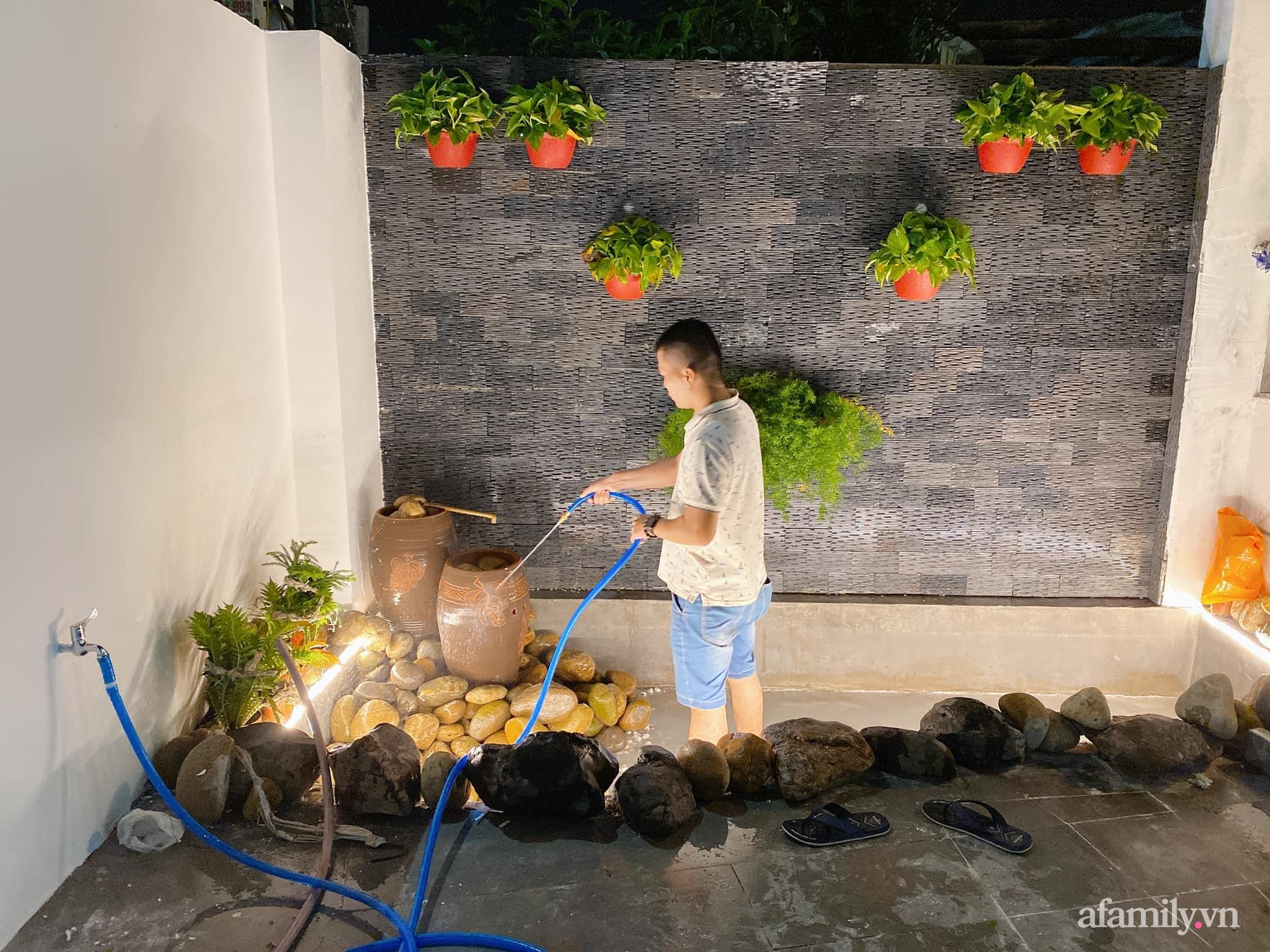 Nhà cấp 4 đầy đủ chức năng hiện đại, tiện ích với tổng chi phí hơn 1 tỷ của gia đình trẻ ở Quảng Ngãi - Ảnh 6.