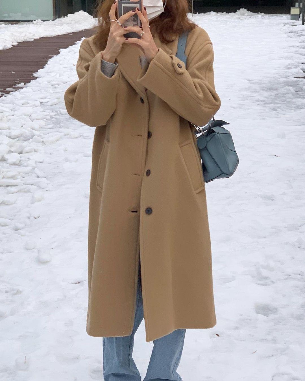 Áo khoác dáng dài rất dễ dìm dáng, muốn tìm được item ưng ý bạn cần nhớ 4 tips sau - Ảnh 5.