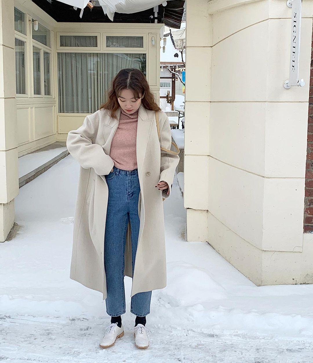 Áo khoác dáng dài rất dễ dìm dáng, muốn tìm được item ưng ý bạn cần nhớ 4 tips sau - Ảnh 6.