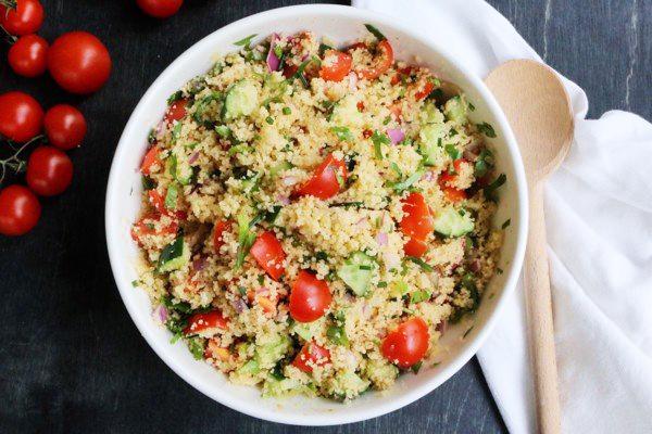 Tất tần tật những điều bạn cần biết về chế độ ăn kiêng Địa Trung Hải: Các loại rau củ và ngũ cốc là ưu tiên số 1, cực kỳ phù hợp với hội chị em vừa muốn giữ dáng, vừa muốn ăn chay! - Ảnh 10.