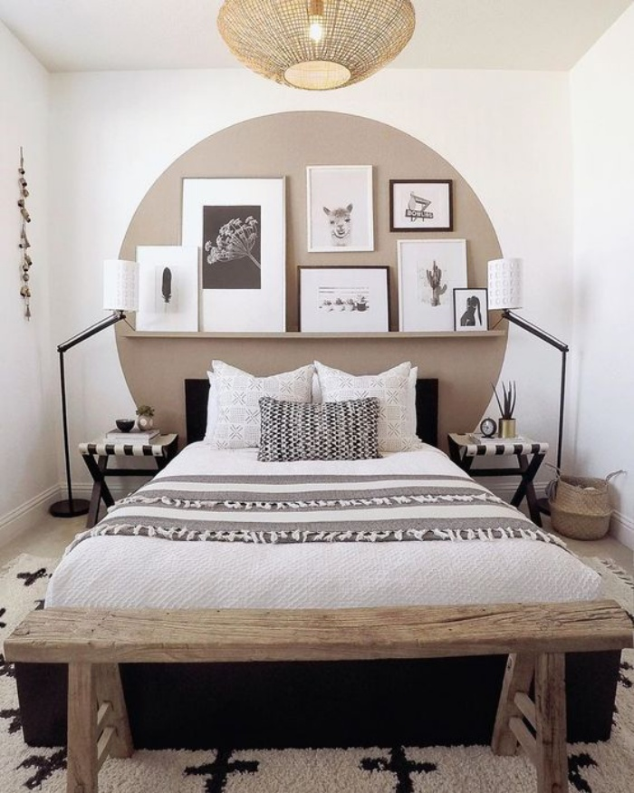 Ý tưởng bố trí những căn hộ nhỏ vừa sang trọng vừa ngọt ngào, ấm cúng - Ảnh 1.