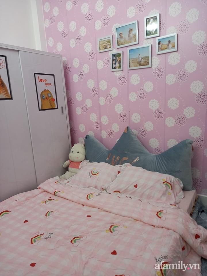 Mẹ đơn thân tự cải tạo nhà 20,8m² thật xinh với chi phí siêu rẻ chỉ hơn 8 triệu ở Sài Gòn - Ảnh 11.