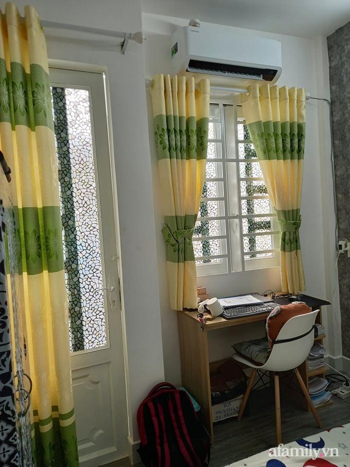 Mẹ đơn thân tự cải tạo nhà 20,8m² thật xinh với chi phí siêu rẻ chỉ hơn 8 triệu ở Sài Gòn - Ảnh 12.