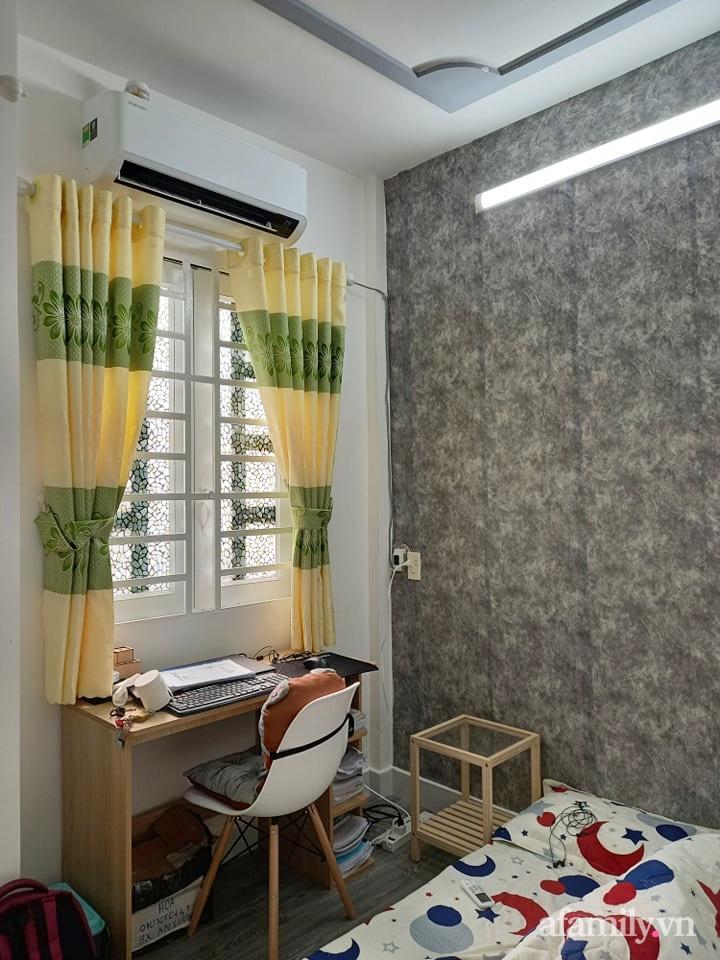 Mẹ đơn thân tự cải tạo nhà 20,8m² thật xinh với chi phí siêu rẻ chỉ hơn 8 triệu ở Sài Gòn - Ảnh 13.