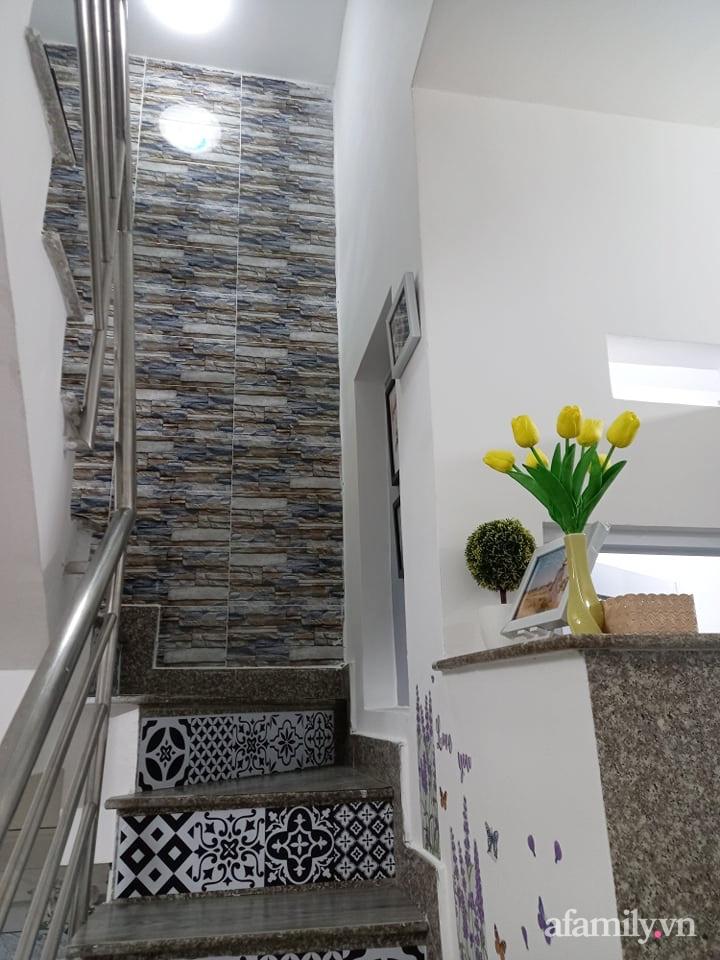 Mẹ đơn thân tự cải tạo nhà 20,8m² thật xinh với chi phí siêu rẻ chỉ hơn 8 triệu ở Sài Gòn - Ảnh 5.