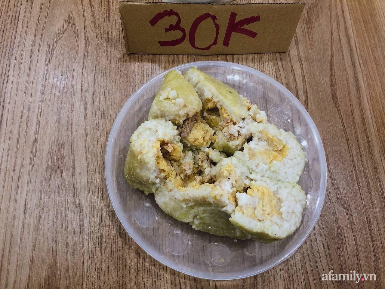 Thử tìm mua bánh chưng siêu thịt có giá gấp 5 lần bánh chưng truyền thống, liệu có giúp bà nội trợ Tết nhàn lại được cả gia đình tấm tắc khen? - Ảnh 11.