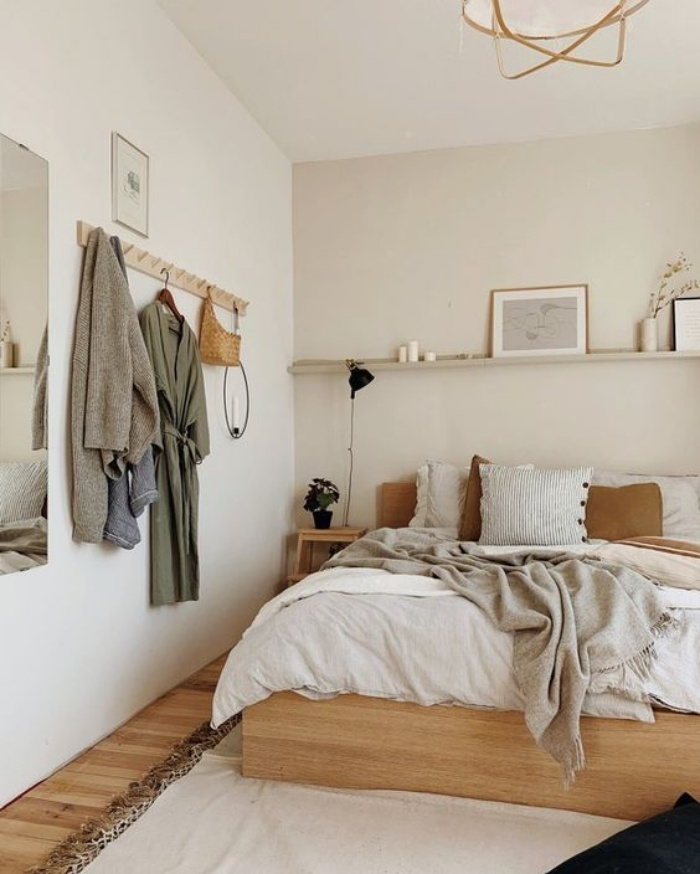 Ý tưởng bố trí những căn hộ nhỏ vừa sang trọng vừa ngọt ngào, ấm cúng - Ảnh 6.