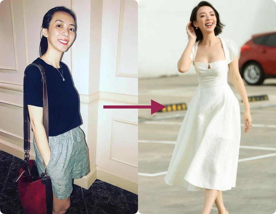Từ Tiệc Trăng Máu đến Chị Mười Ba, Thu Trang lột xác hoàn toàn về phong cách thời trang: Phụ nữ tuổi U40 có ngay  - Ảnh 1.