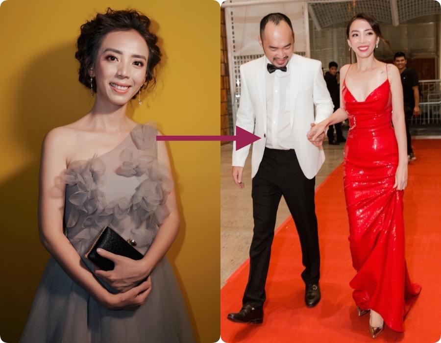 Từ Tiệc Trăng Máu đến Chị Mười Ba, Thu Trang lột xác hoàn toàn về phong cách thời trang: Phụ nữ tuổi U40 có ngay  - Ảnh 2.