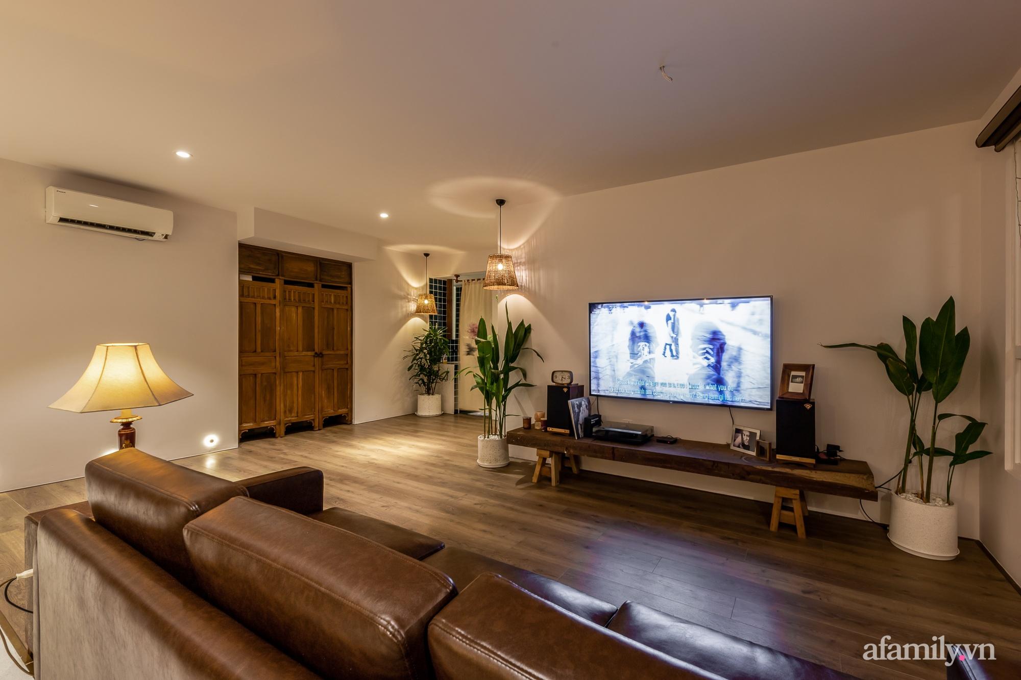Căn hộ 90m² mang hơi thở Đông Dương vào kiến trúc hiện đại đầy nghệ thuật và sự tinh tế ở Q2, TP. HCM - Ảnh 18.
