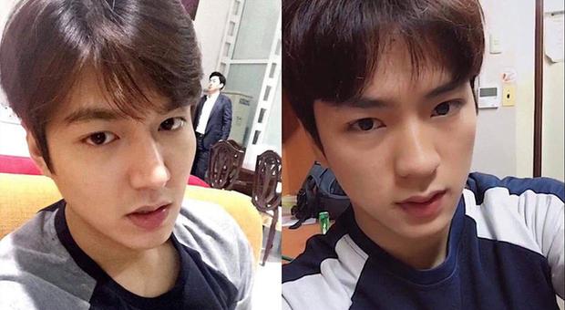Loạt nam, nữ sinh giống hệt người nổi tiếng: Có người giống hệt Đặng Thu Thảo, người lại như anh em với Lee Min Ho, ngó sang học vấn mới khủng - Ảnh 6.