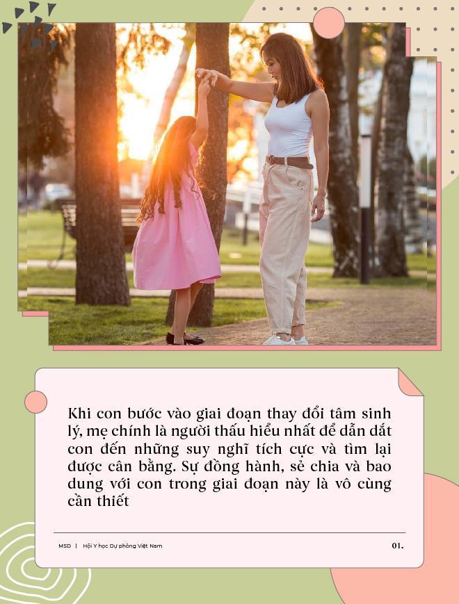 Mẹ cần chuẩn bị hành trang gì cho con gái bước vào đời? - Ảnh 3.