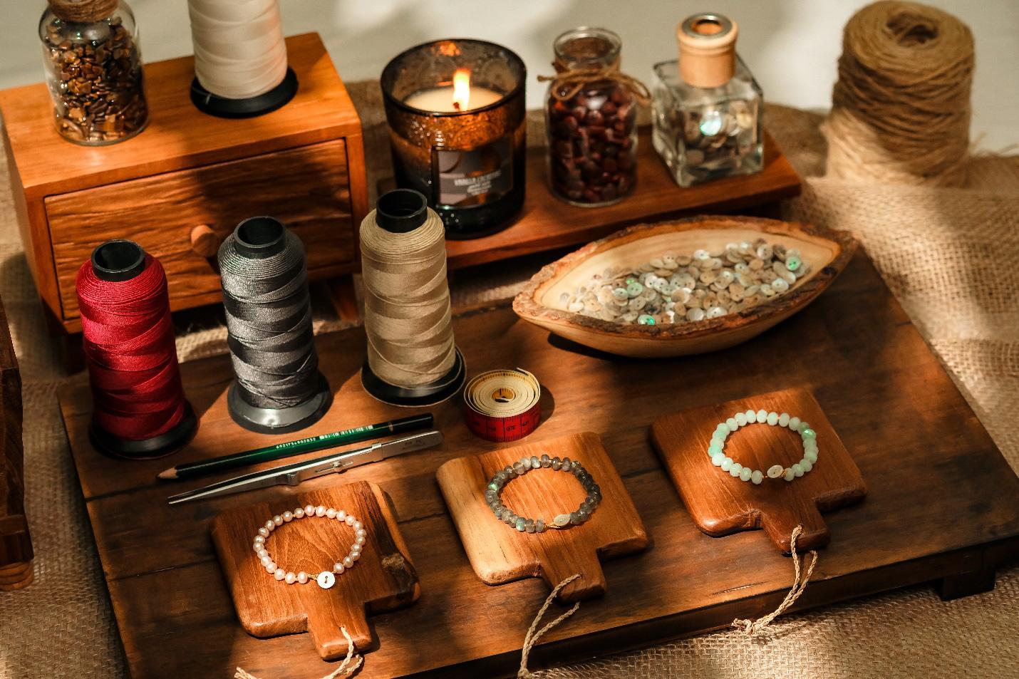 Tiệm Đá Hoa Cúc – Tiệm đá trang sức với 60 loại đá quý thiên nhiên không xử lý - Ảnh 3.