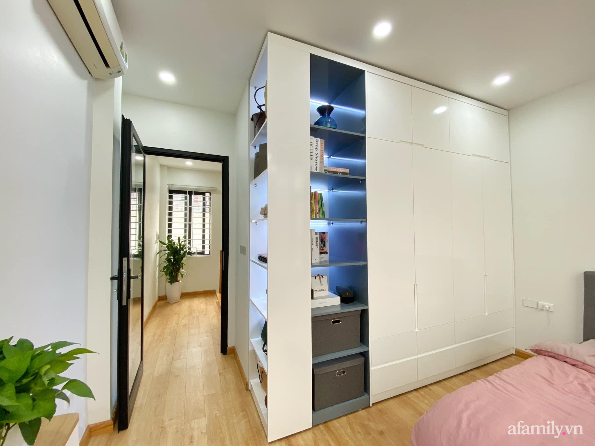 Nhà phố 32m² với 4 tầng rộng thoáng, góc nào cũng ngập ánh sáng ở ngõ nhỏ Thanh Xuân, Hà Nội - Ảnh 12.