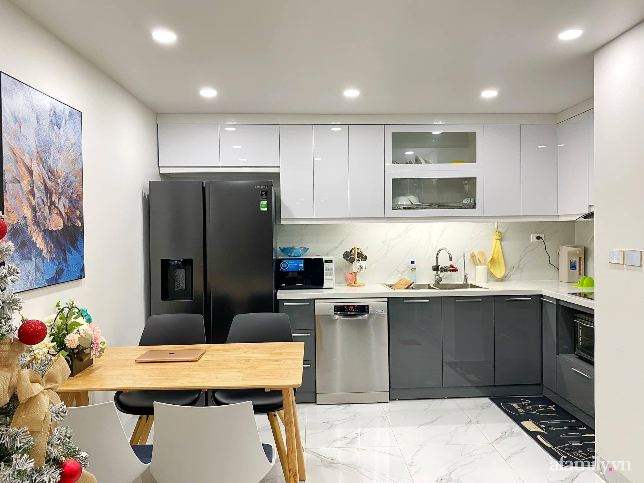 Nhà phố 32m² với 4 tầng rộng thoáng, góc nào cũng ngập ánh sáng ở ngõ nhỏ Thanh Xuân, Hà Nội - Ảnh 8.
