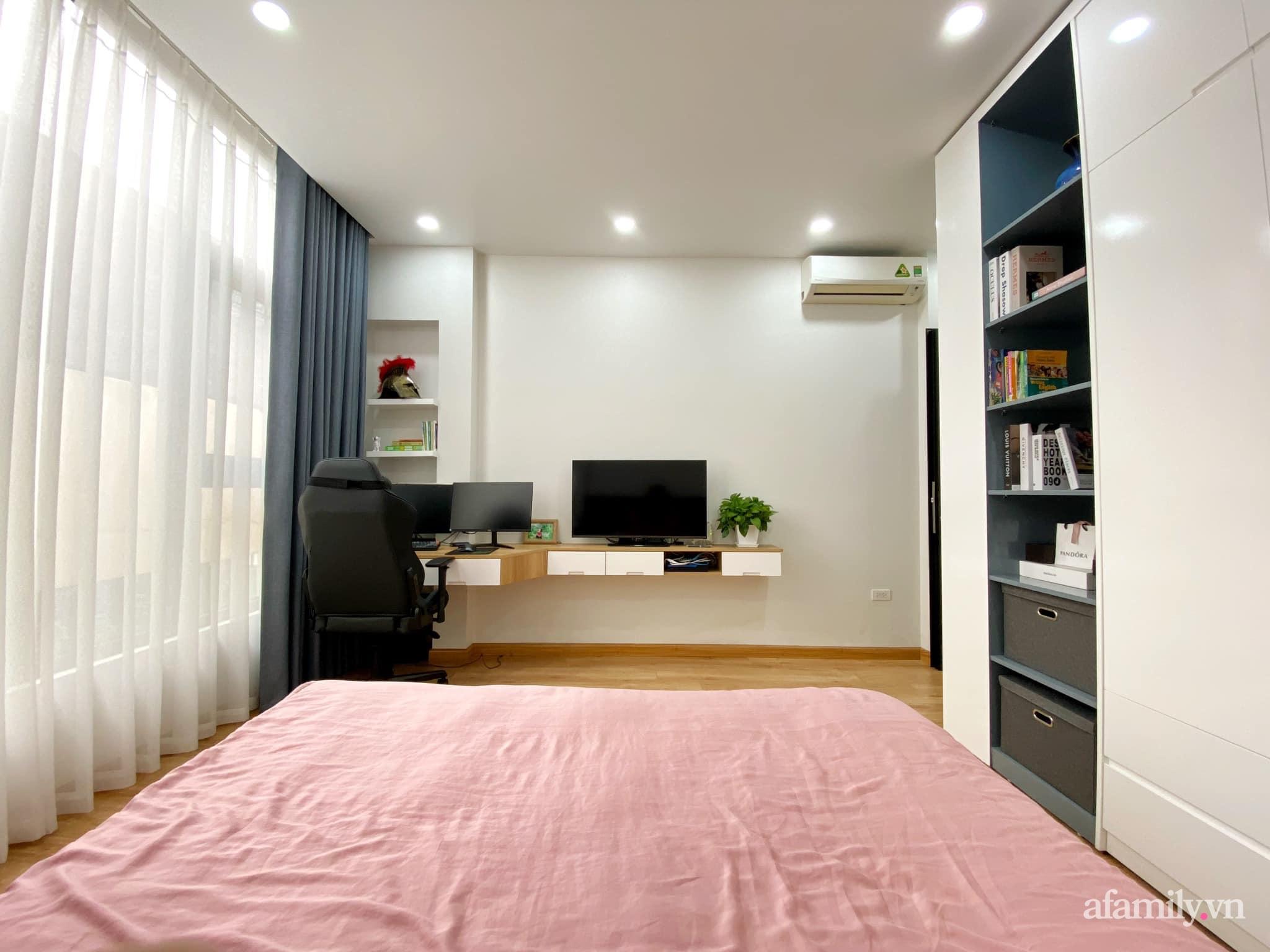 Nhà phố 32m² với 4 tầng rộng thoáng, góc nào cũng ngập ánh sáng ở ngõ nhỏ Thanh Xuân, Hà Nội - Ảnh 14.