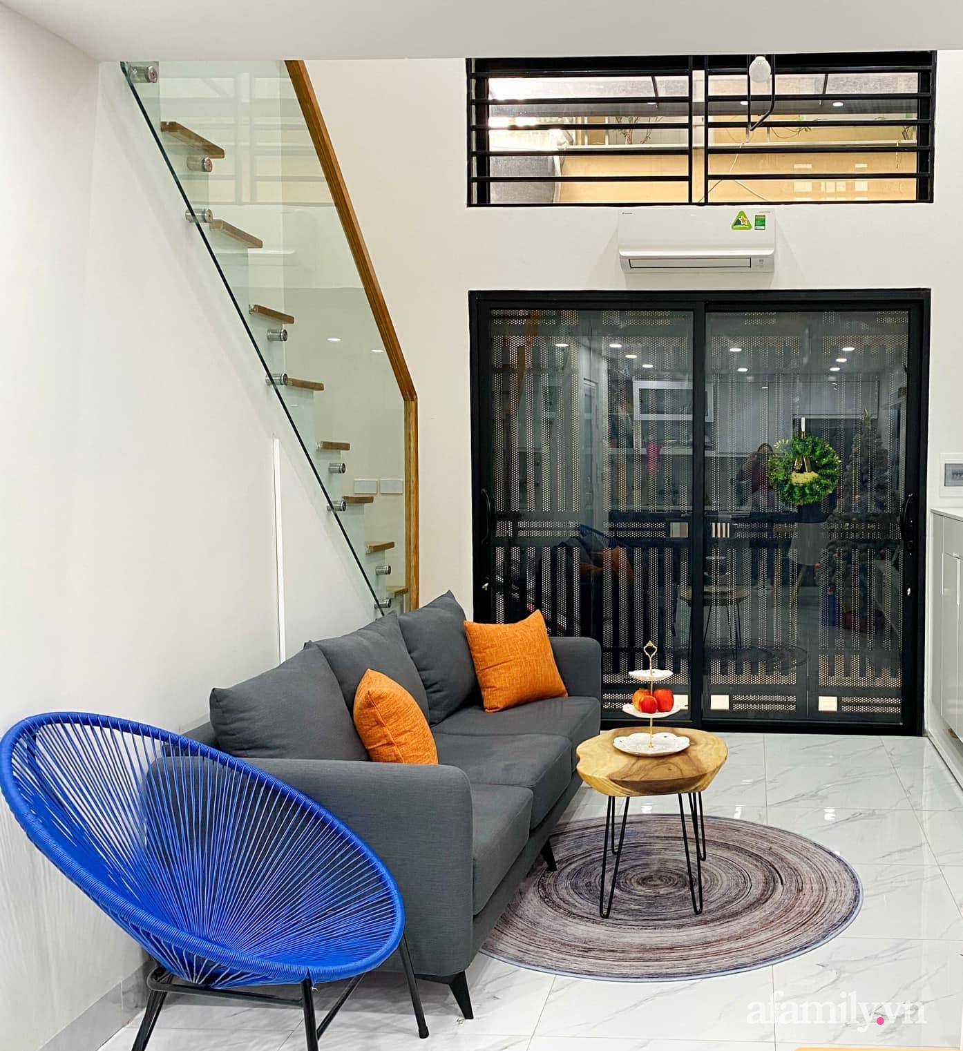Nhà phố 32m² với 4 tầng rộng thoáng, góc nào cũng ngập ánh sáng ở ngõ nhỏ Thanh Xuân, Hà Nội - Ảnh 3.